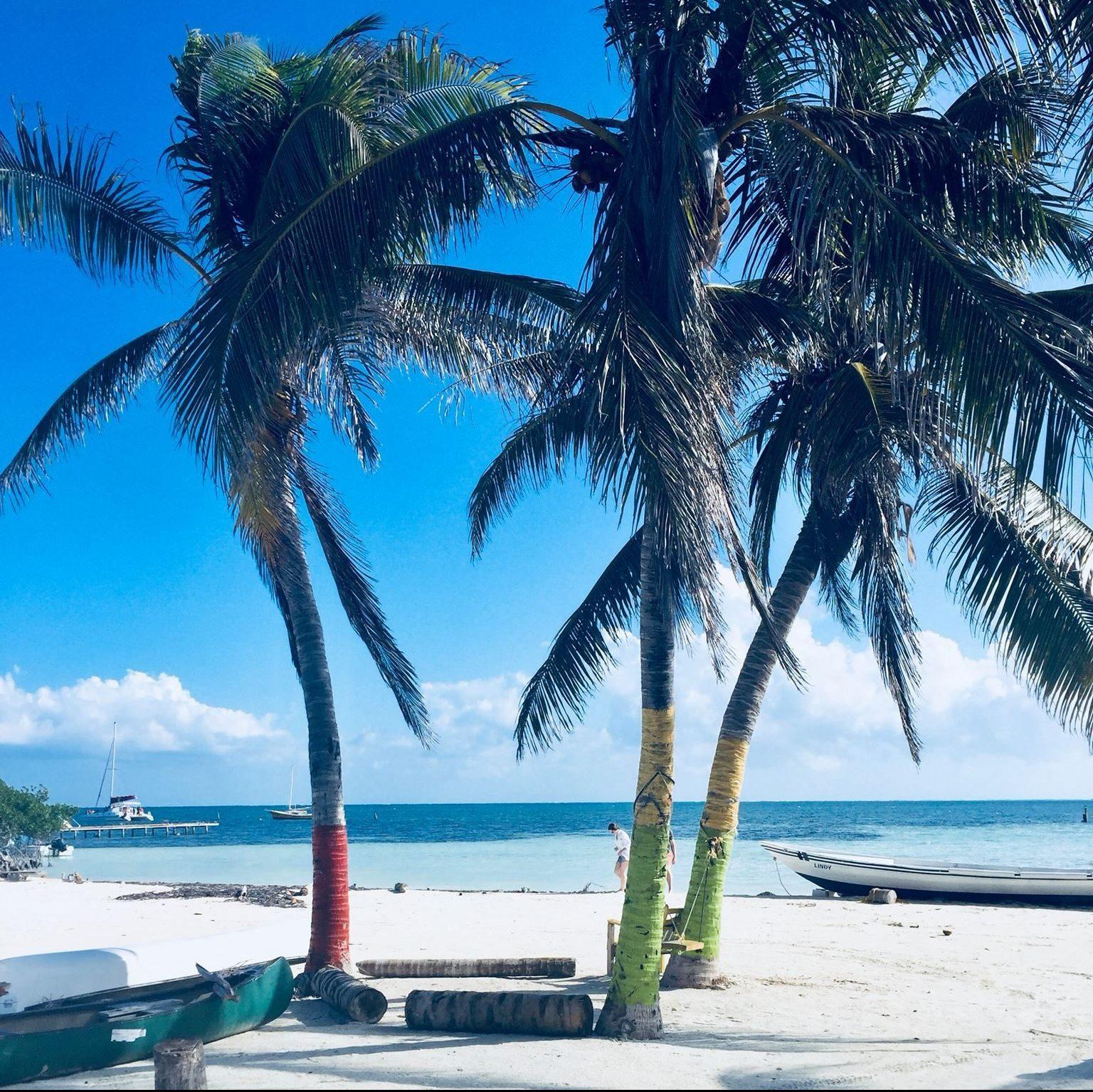 Travel Beach Love